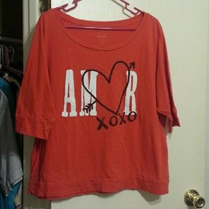 Old Navy Woman's T Shirt size XXL